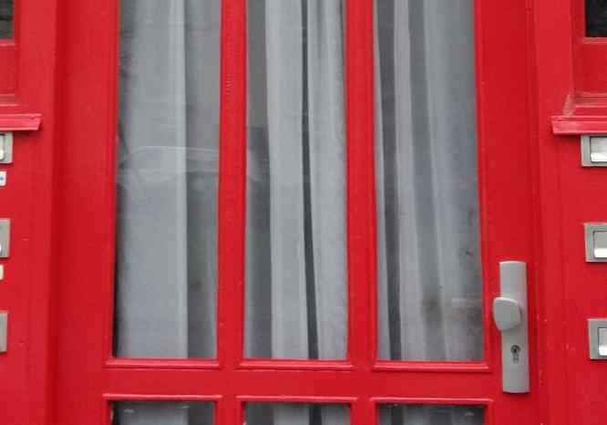 Dordrecht P. Margrietstraat Voordeur