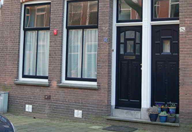 Dordrecht Sumatrastraat Voordeur