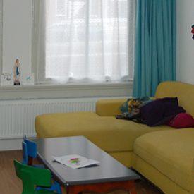 Dordrecht Sumatrastraat woonkamer