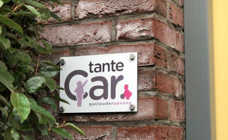 Gastouder Tante Car