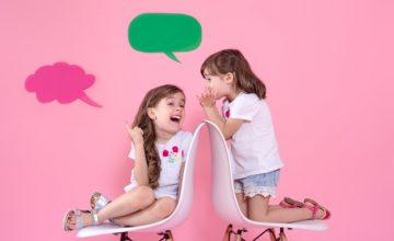 Meertaligheid bij jonge kinderen